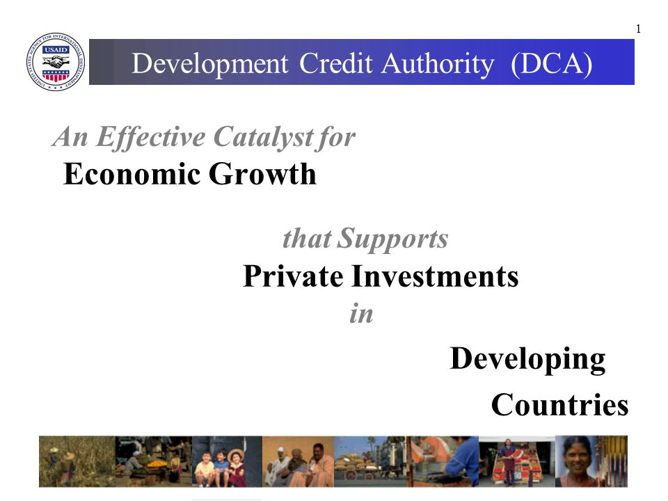 2 Objectives for Successful Development U.S.
