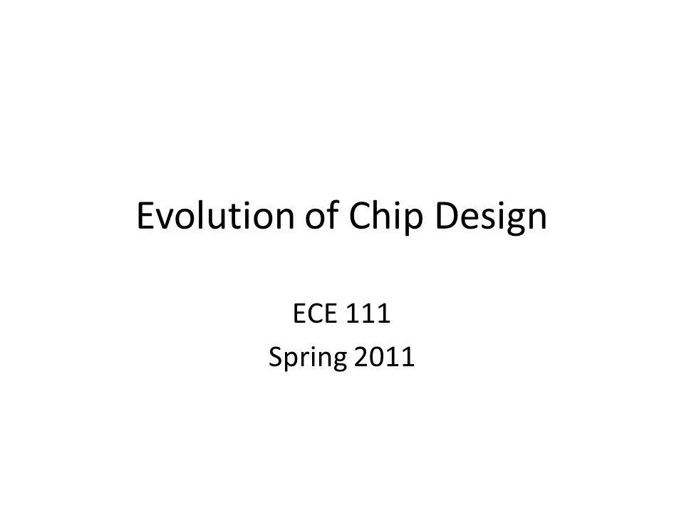 But … Advance applications and algorithms (e.g.