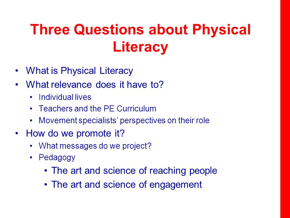 Tasks for Today Part 1Why do people avoid physical activity.