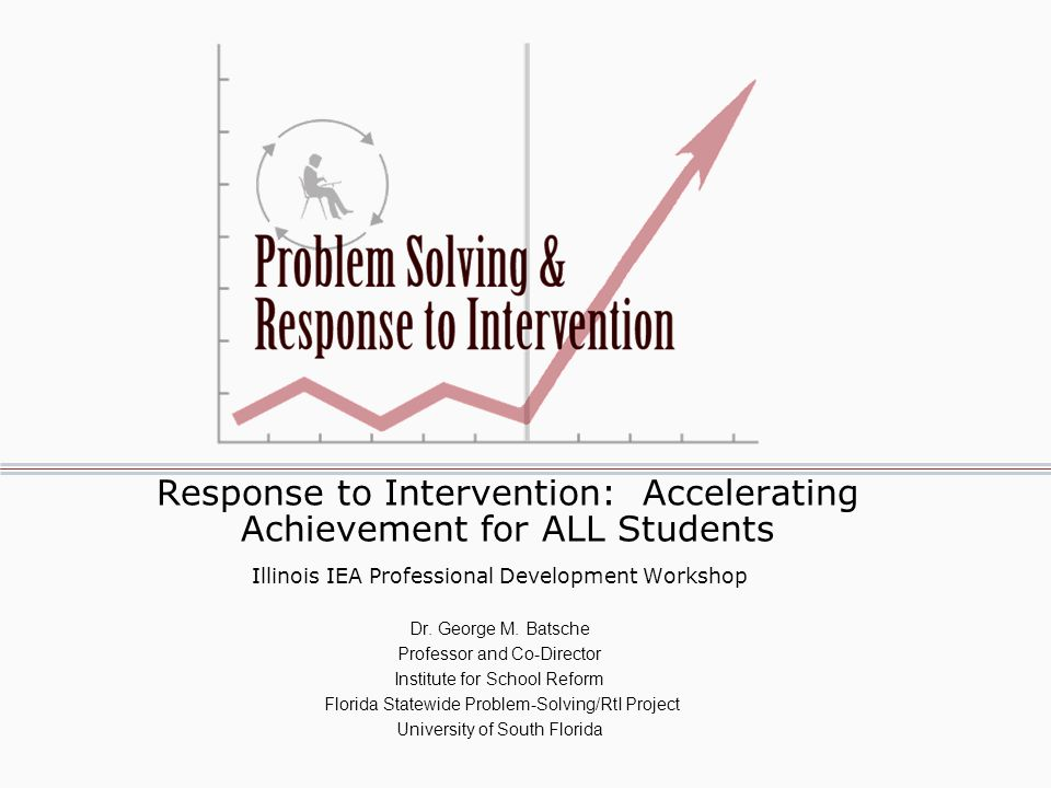Data-Driven Infrastructure: Establishing a Building Baseline Code referrals (reasons) for past 2-3 years –Identifies problems teachers feel they do not have the skills/support to handle –Referral pattern reflects skill pattern of the staff, the resources currently in place and the history of what constitutes a referral in that building –Identifies likely referral types for next 2 years –Identifies focus of Professional Development Activities AND potential Tier II and III interventions –Present data to staff.