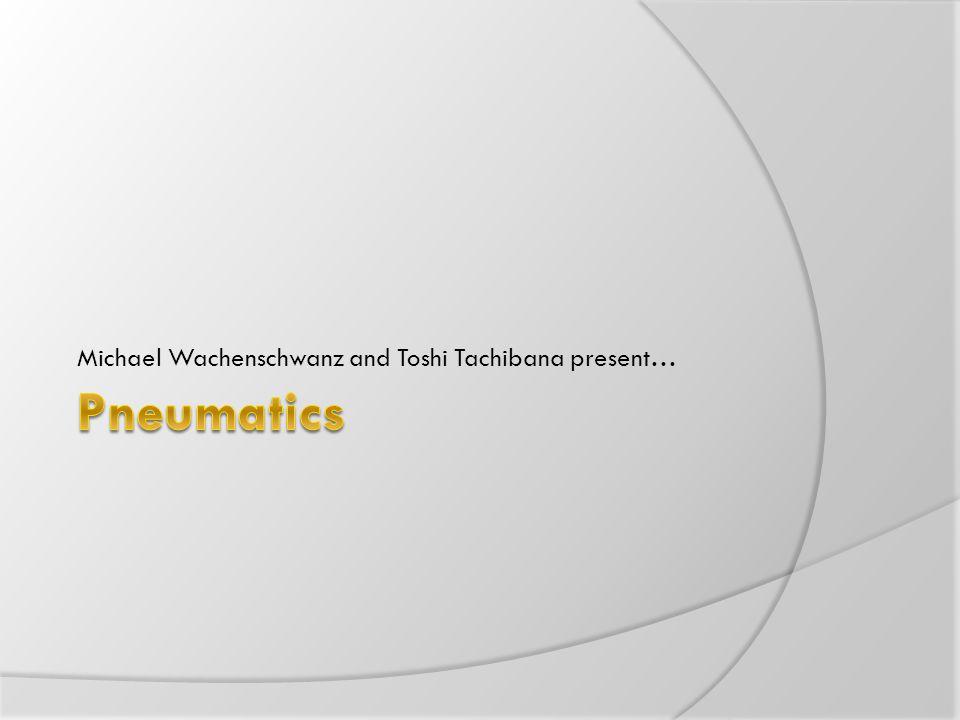 Michael Wachenschwanz and Toshi Tachibana present…