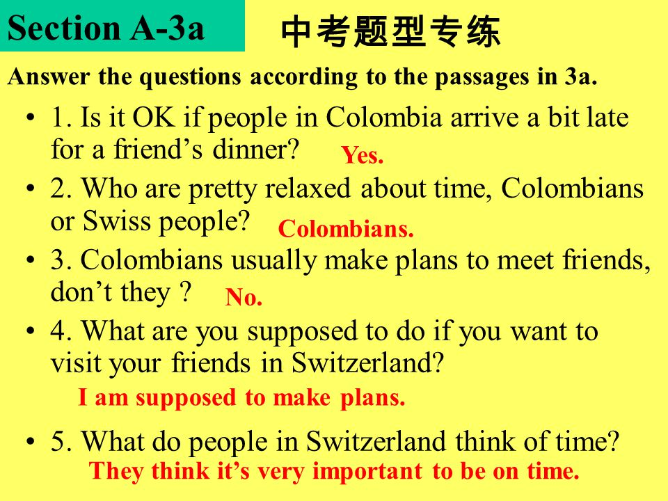 1.Pei loves animals and plans to study to be … 2.Where do you plan to spend your vacation.