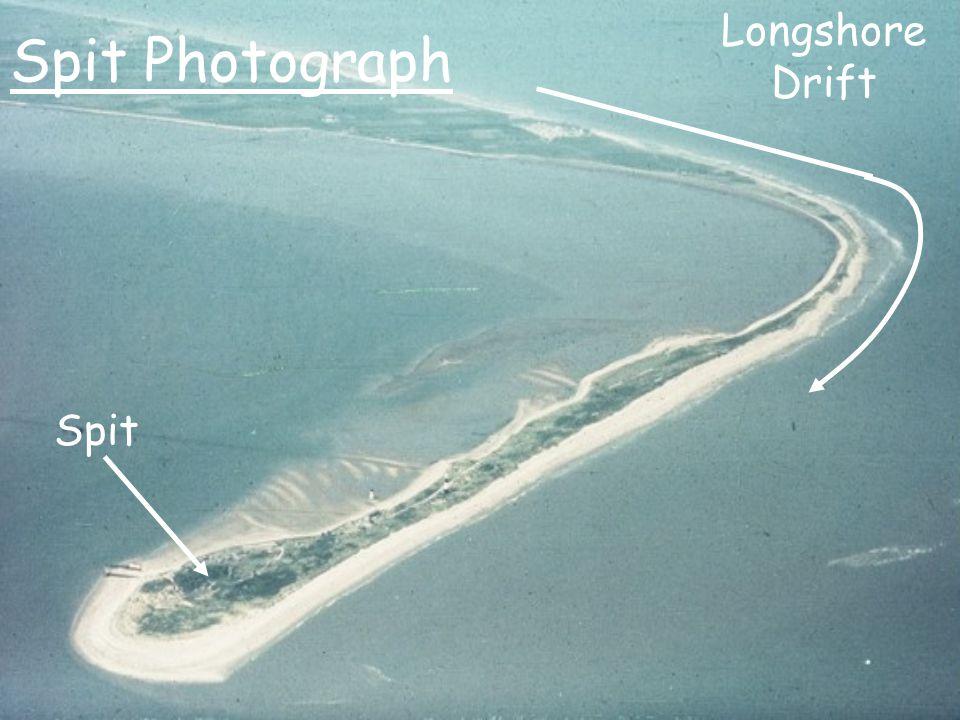 Spit Photograph Spit Longshore Drift