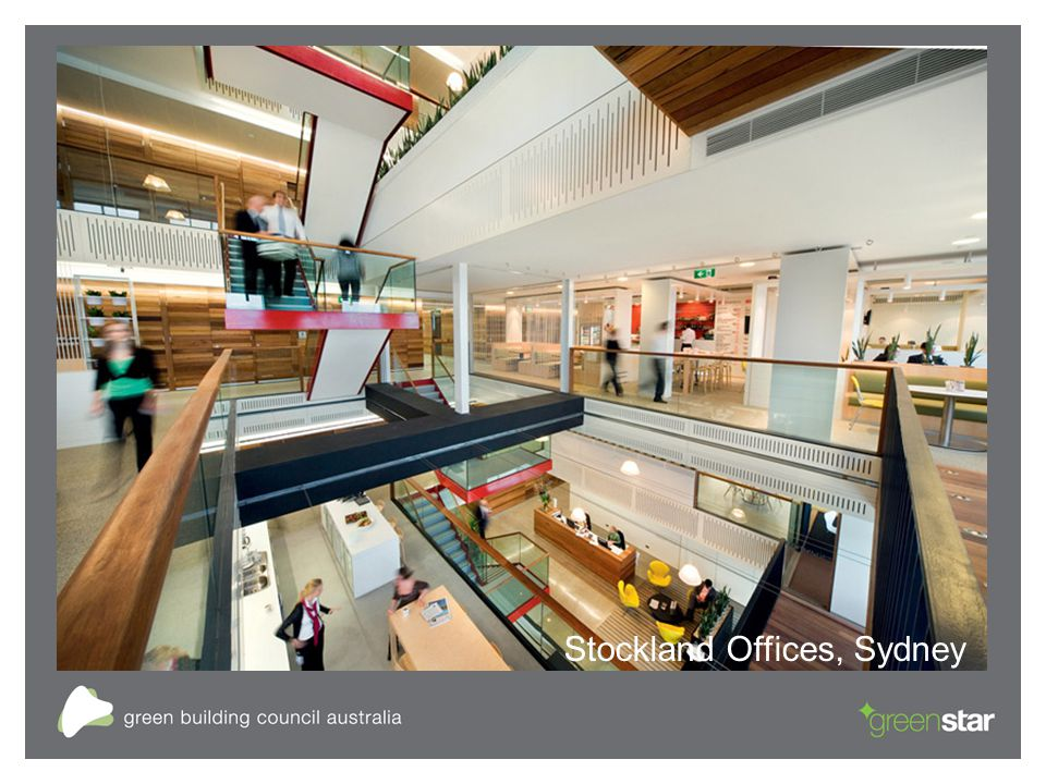 Stockland Offices, Sydney