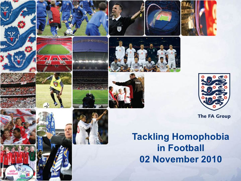 Current Position As part of The FA's Business Plan we are developing a coherent, internal facing plan to address homophobia and widen inclusion of LGBT participants.