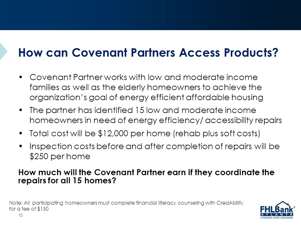 Title of Presentation How can Covenant Partners Access Products.
