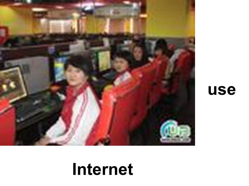 use Internet use