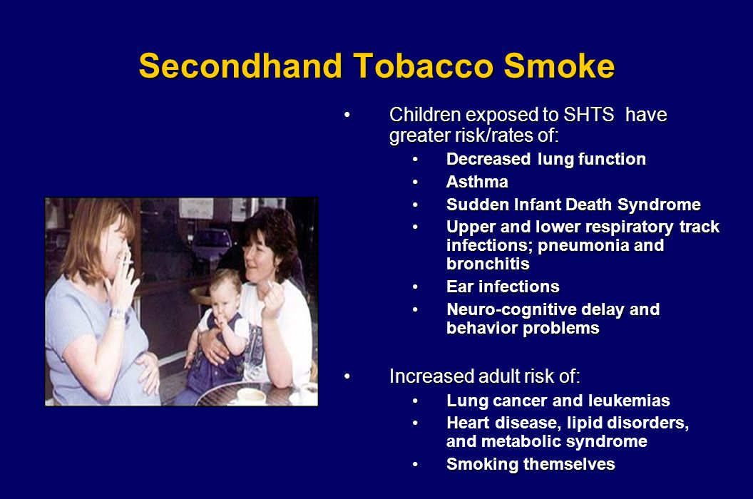 Adolescent and Adult Smokers Know they are addicted and want to quitKnow they are addicted and want to quit Many have tried to quit without successMany have tried to quit without success Younger smokers less likely to think there are resources to helpYounger smokers less likely to think there are resources to help Many clinicians feel unprepared to helpMany clinicians feel unprepared to help With advice, most parents say they would be able to set strict smoking policies