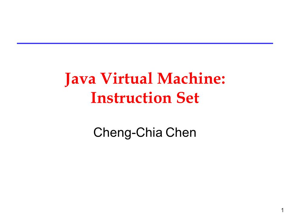 2 2 Java Program class SumI { public static void main (String[] args) { int count=10; int sum =0; for (int index=1;index<count;index++) sum=sum+index; } // method main } // class SumI