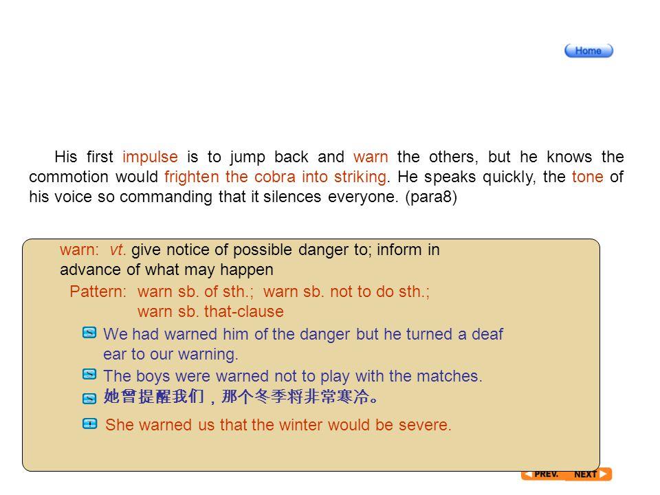 Article6-9_W_ warn1 warn: vt.