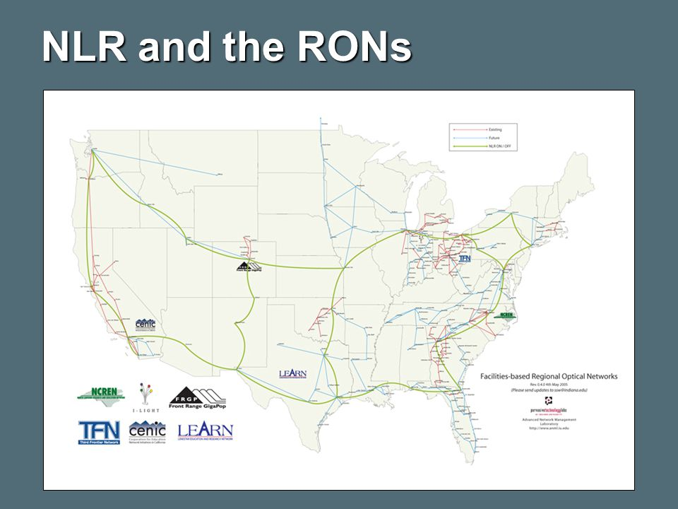 NLR and the RONs