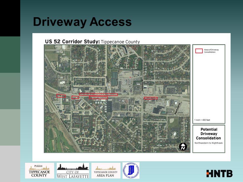 Driveway Access