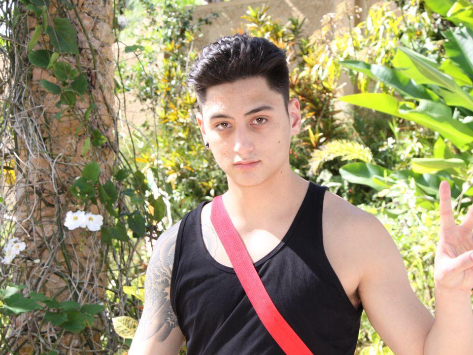 Handsome Boy…