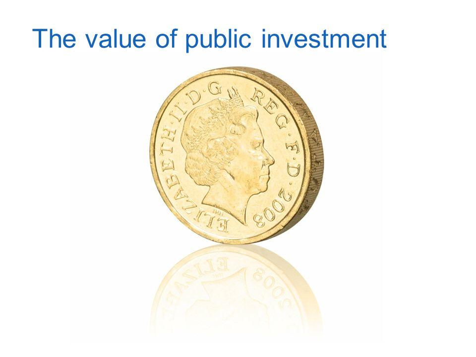 The value of public investment