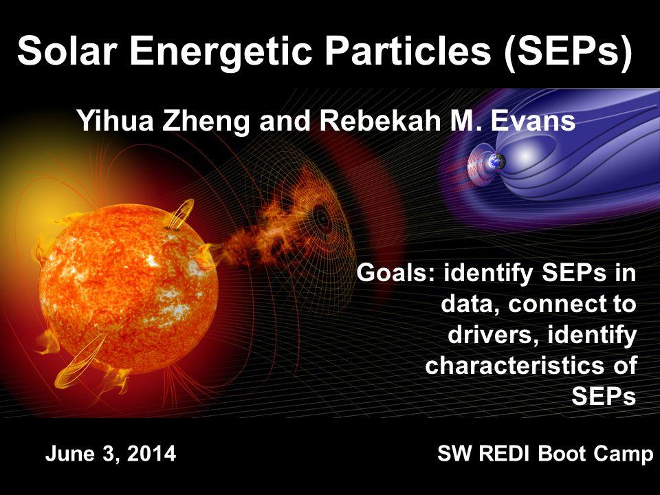 Yihua Zheng and Rebekah M.