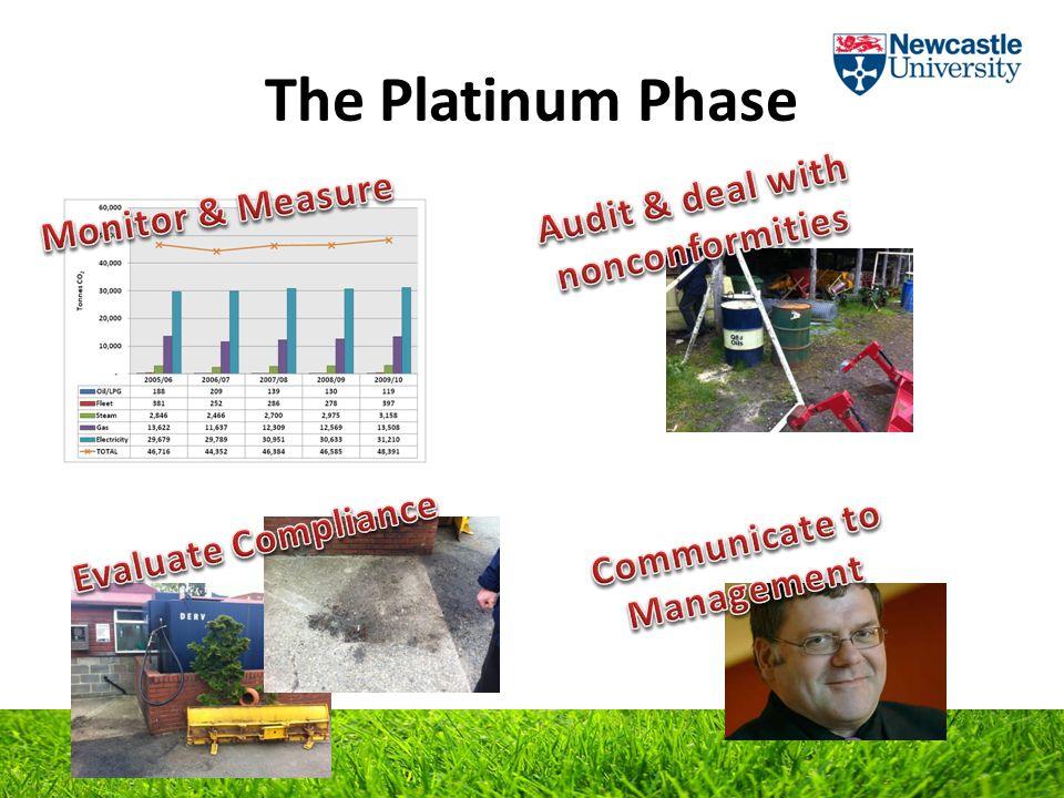 The Platinum Phase