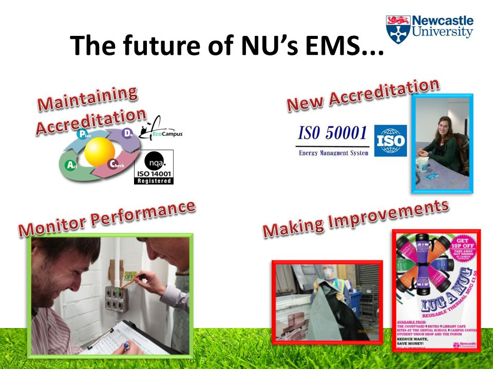 The future of NU's EMS...