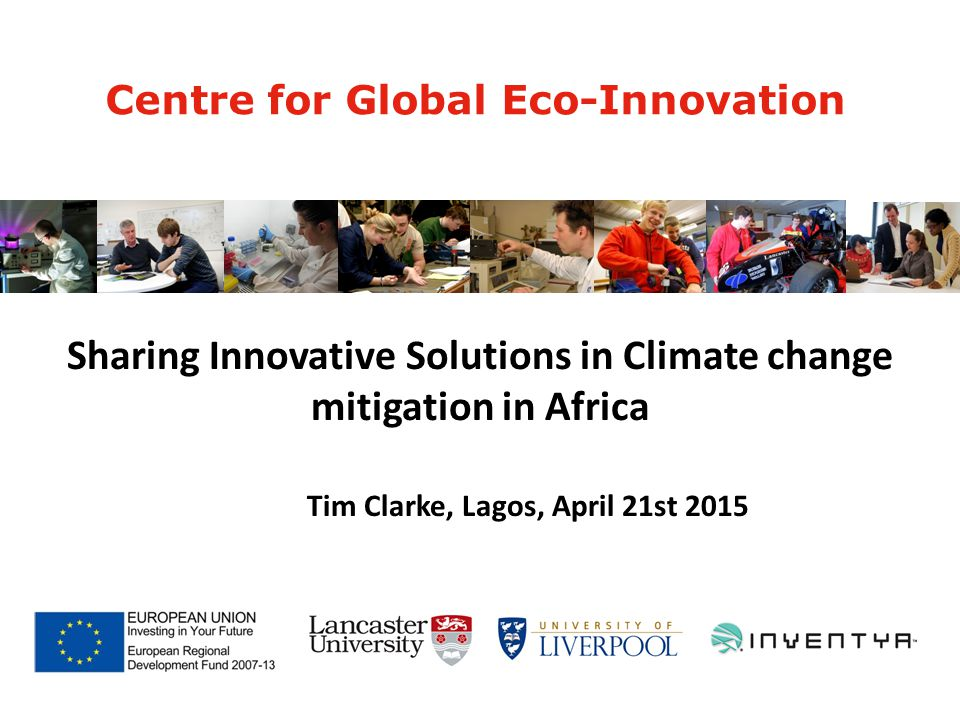 Does Africa Innovate on Climate Change ? AU Draft Strategy on Climate Change