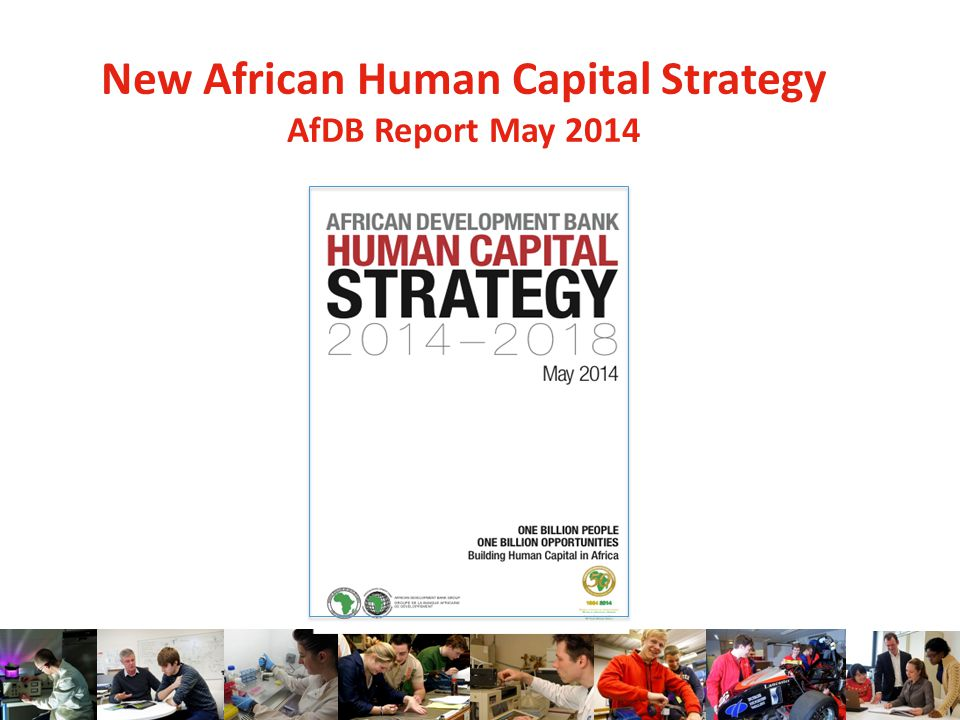 New African Human Capital Strategy AfDB Report May 2014