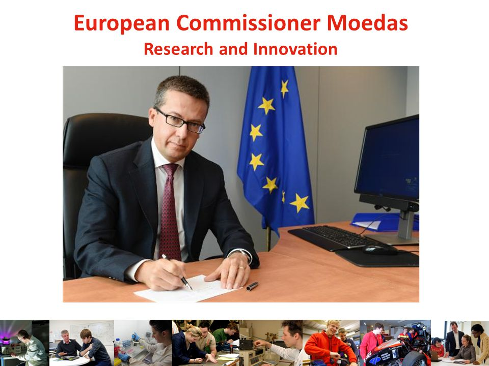 European Commissioner Moedas Research and Innovation