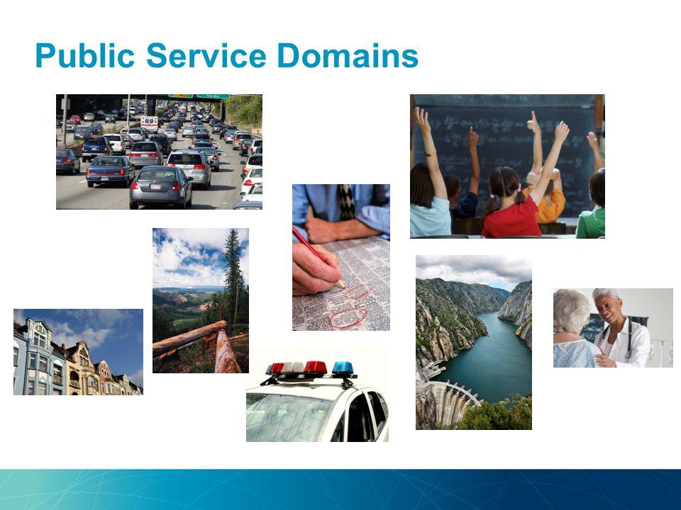 Public Service Domains