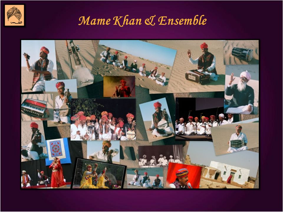 Mame Khan & Ensemble