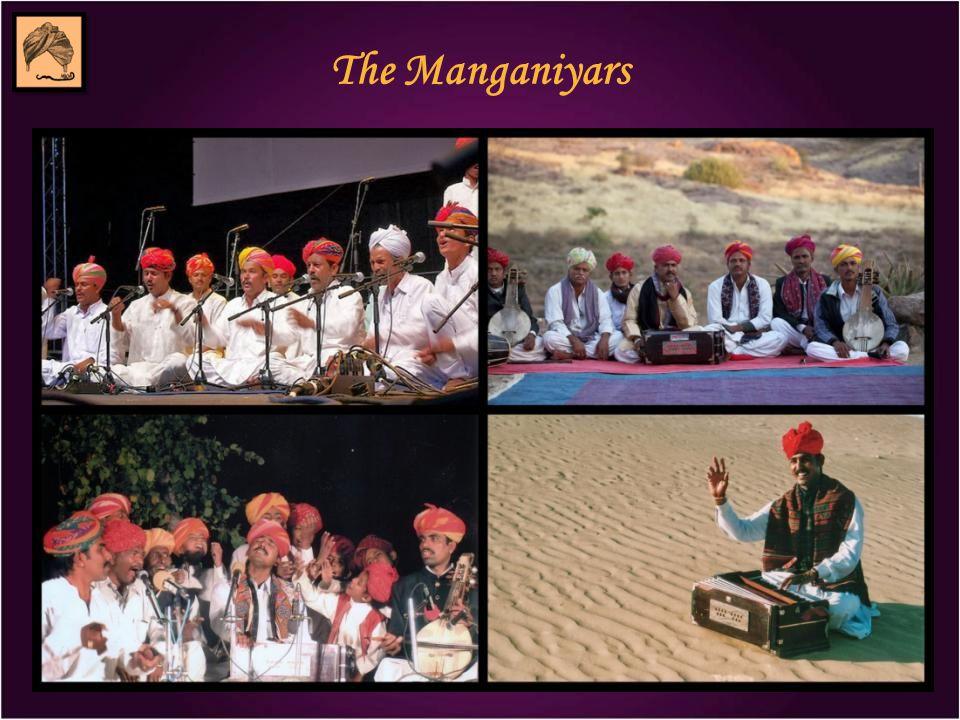 The Manganiyars