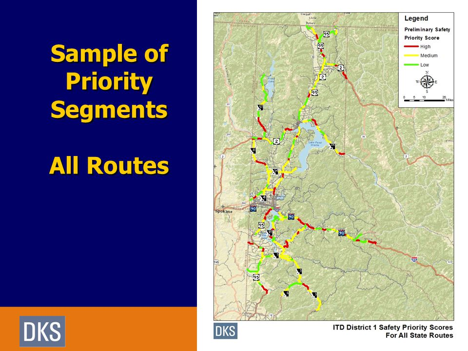 Sample of Priority Segments All Routes
