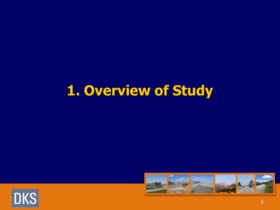 1. Overview of Study 3