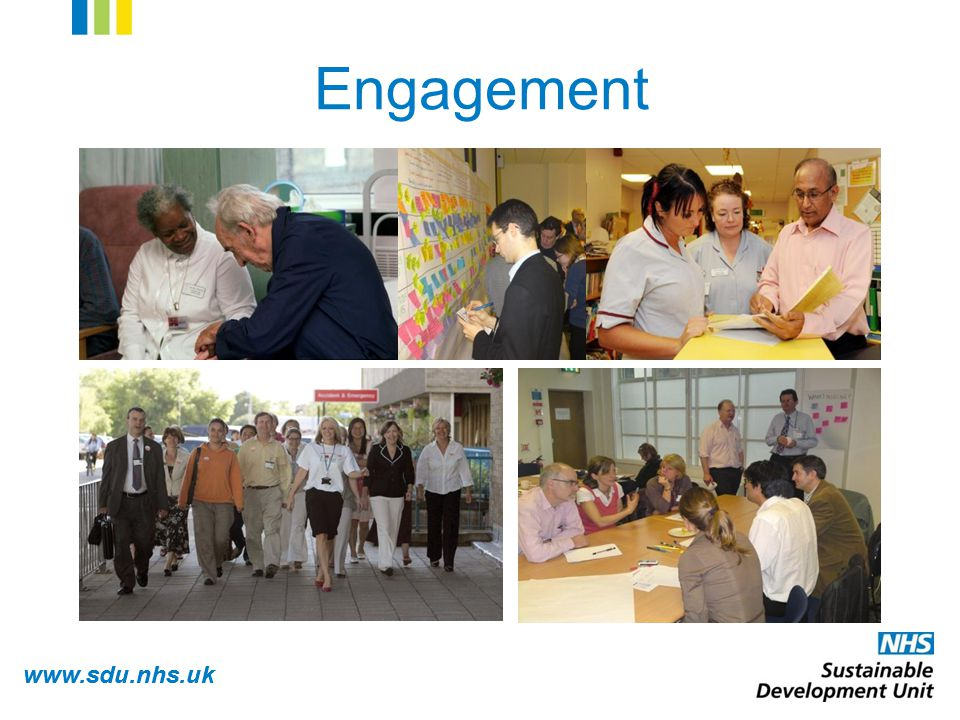 www.sdu.nhs.uk Engagement