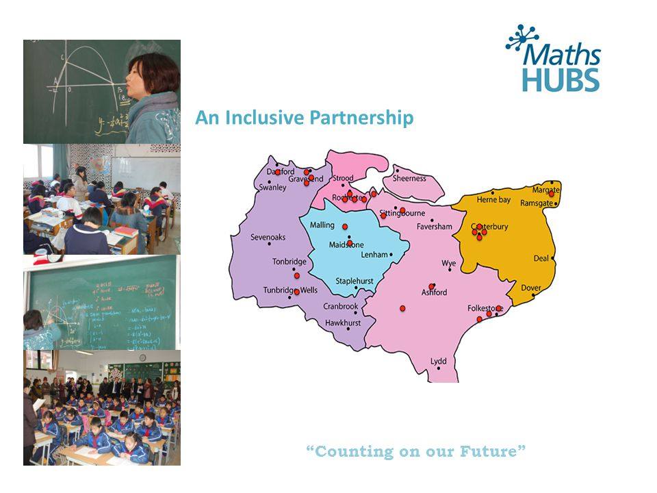 Counting on our Future An Inclusive Partnership