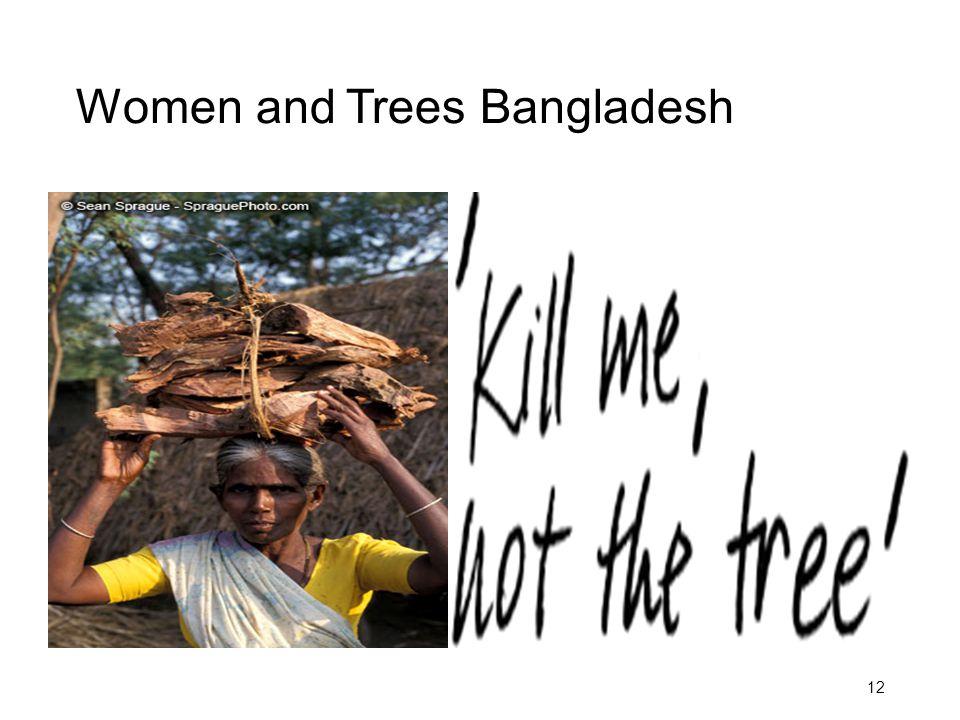 Women and Trees Bangladesh 12