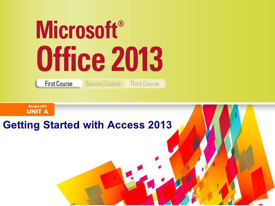 Important Database Terminology Microsoft Office 2013-Illustrated12