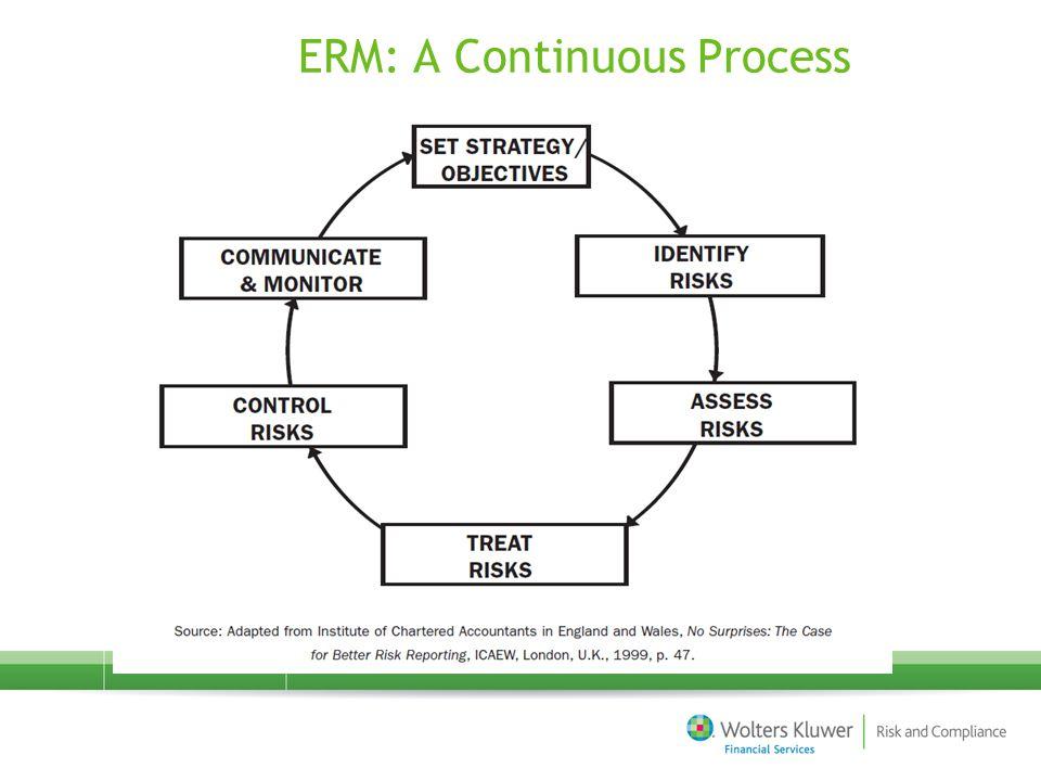 ERM: A Continuous Process