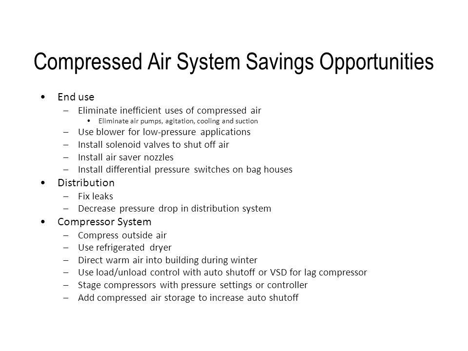 Inlet Guide Vane vs Inlet Butterfly Valve Throttling Source: Ingersol Rand Centac Compressor Manual