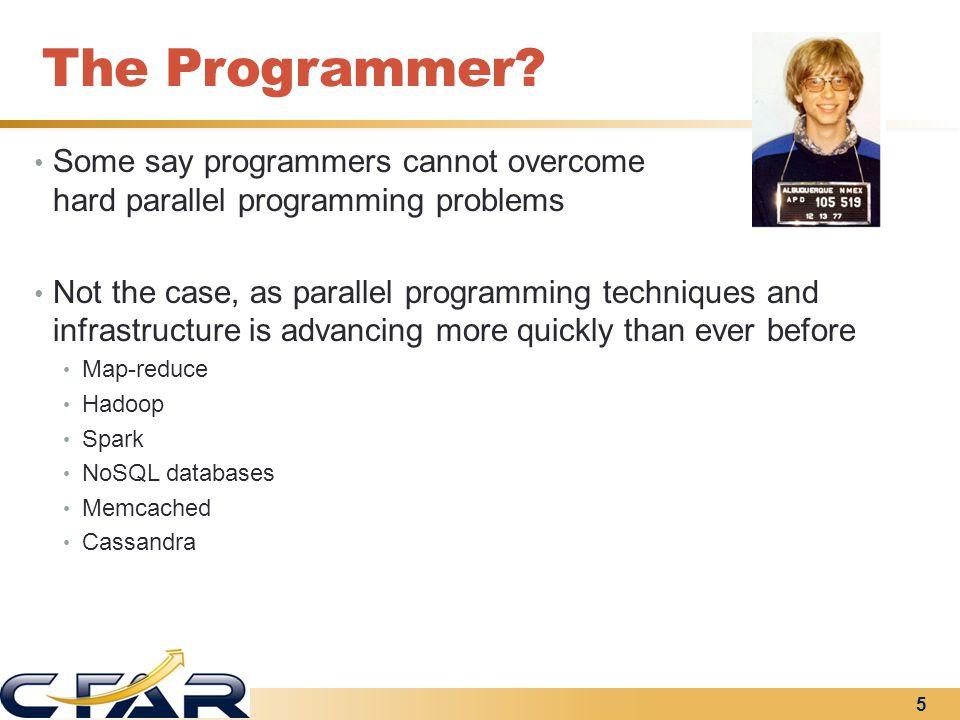 The Programmer.