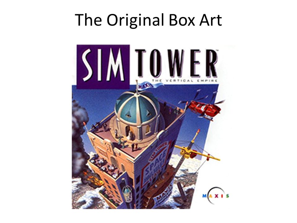 The Original Box Art