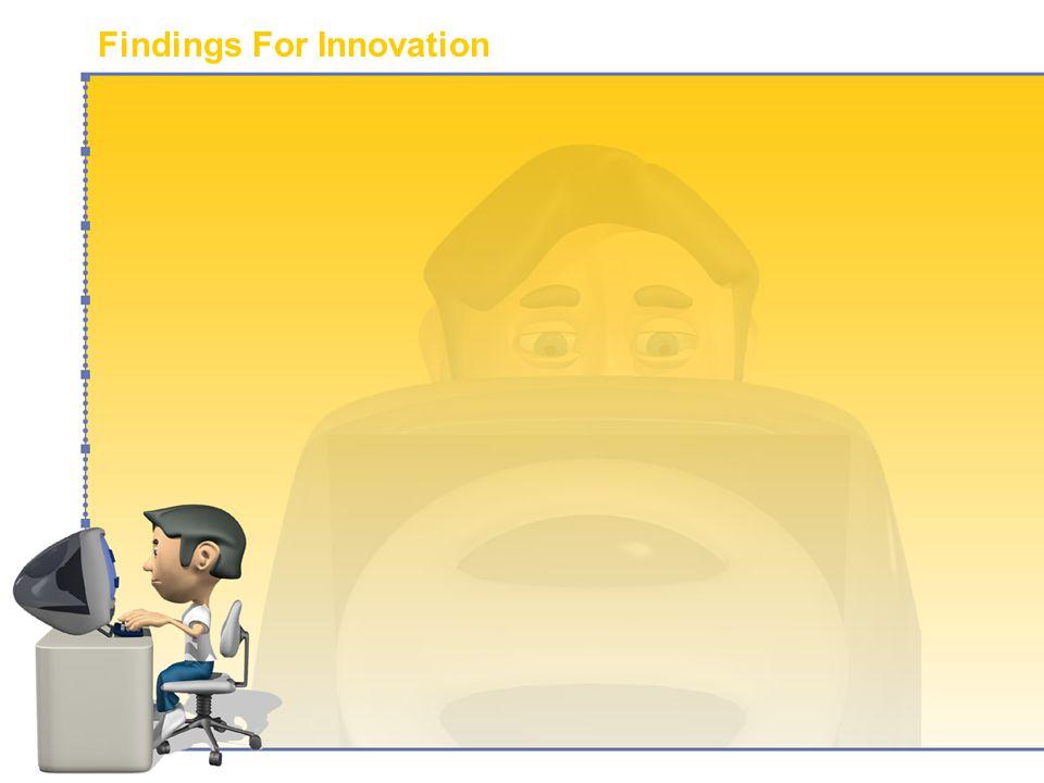 Findings For Innovation