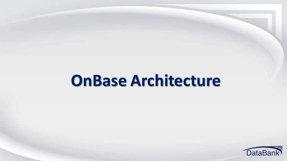 Database Disk Groups Workstation ODBC NetworkSecurity