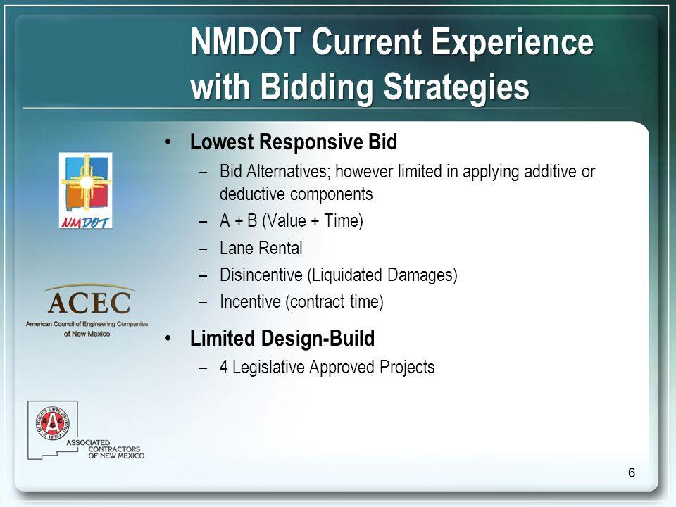 Job Order Contracting (JOC) Robert Ortiz ACEC NM 27