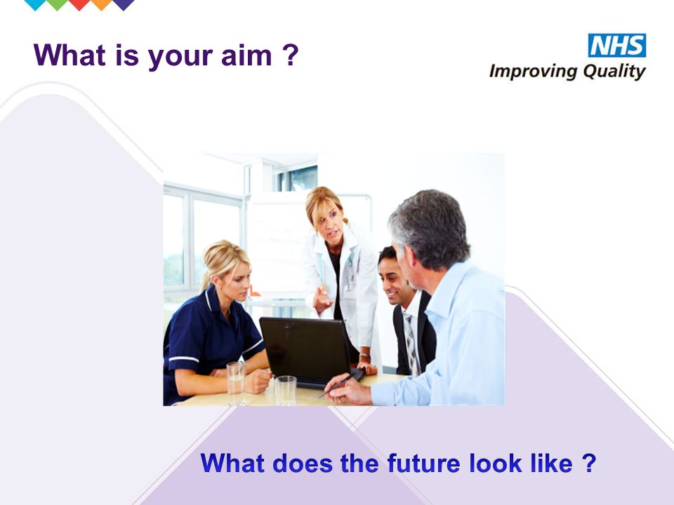 What is your aim ?