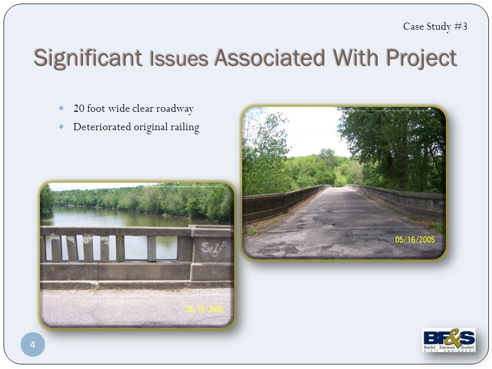 Extensive Concrete Deterioration in Overhang Brackets Case Study #3 5