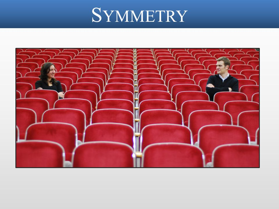 S YMMETRY