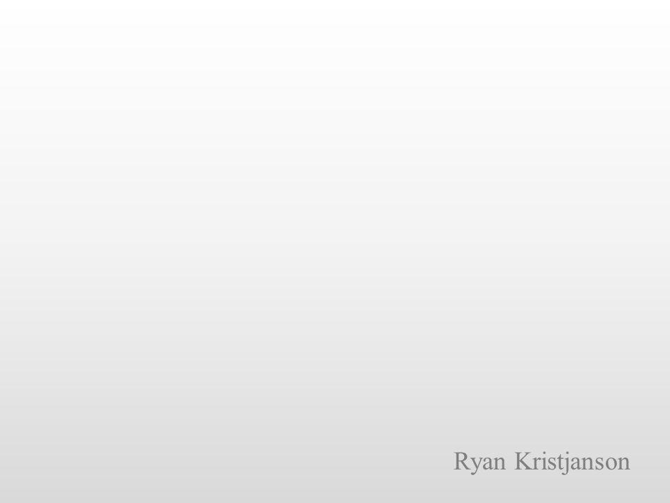 Ryan Kristjanson