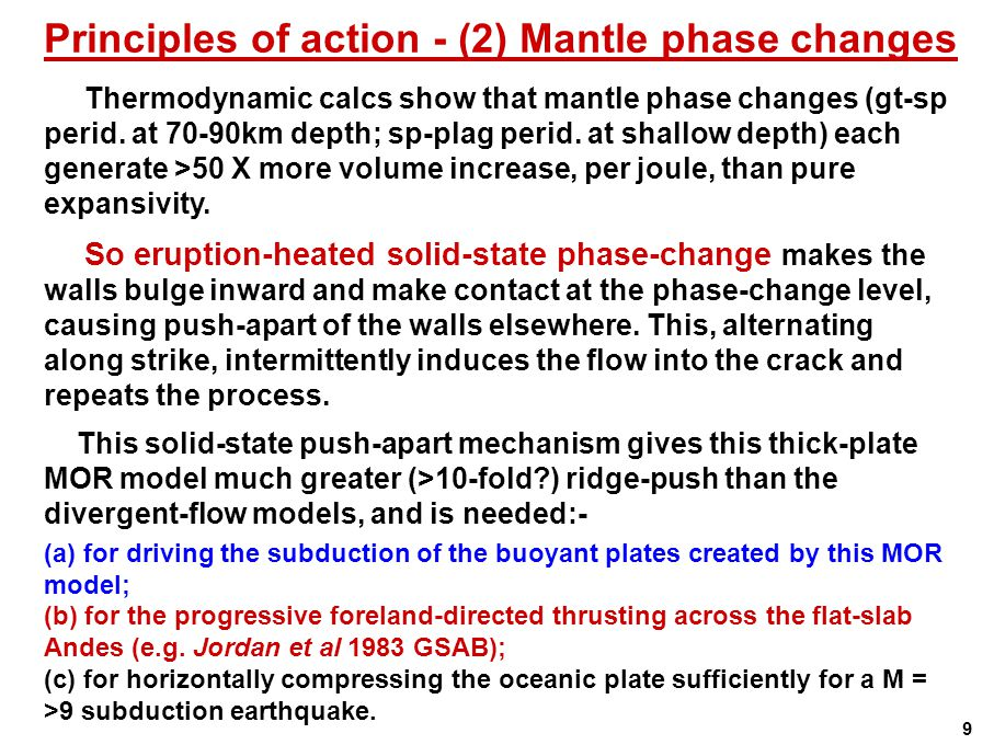 History of upper mantle depletion upper 20 It's clearly unreasonable to interpret this as showing that crustal production has tripled since the Archaean