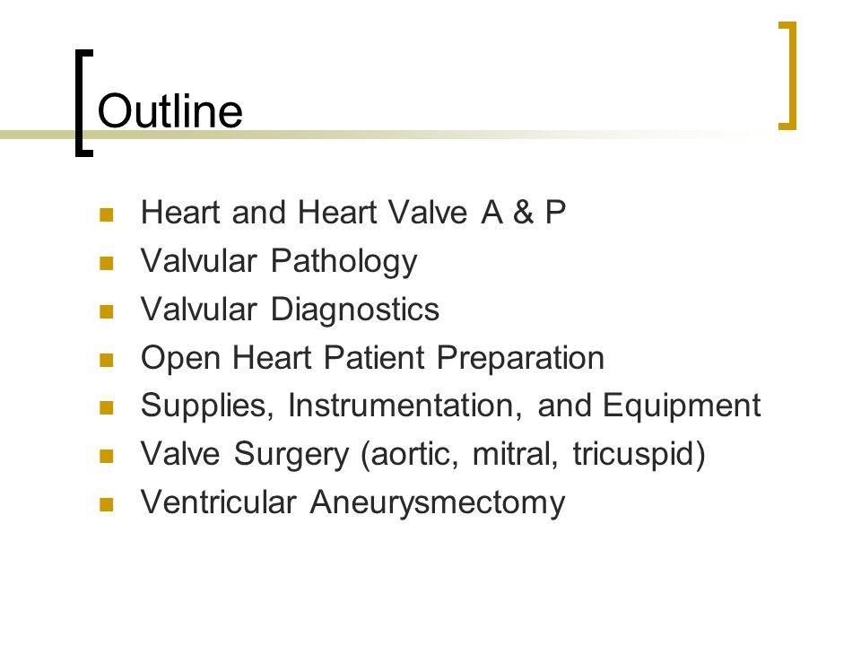 Valve Replacement Options (Aortic and Mitral) 1.Mechanical: St.