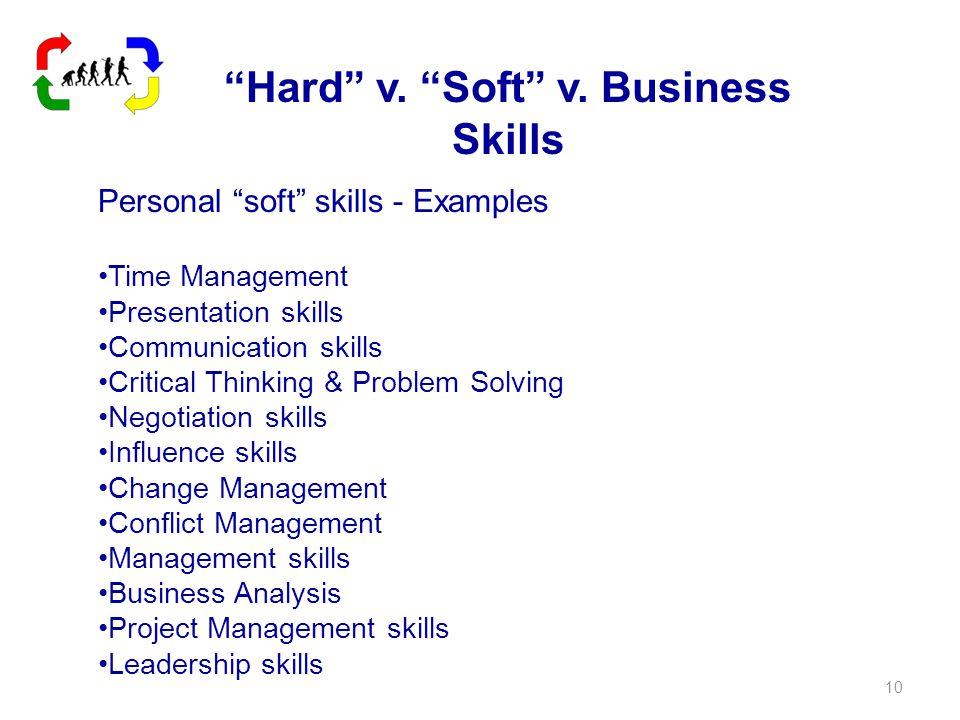 Hard v. Soft v.