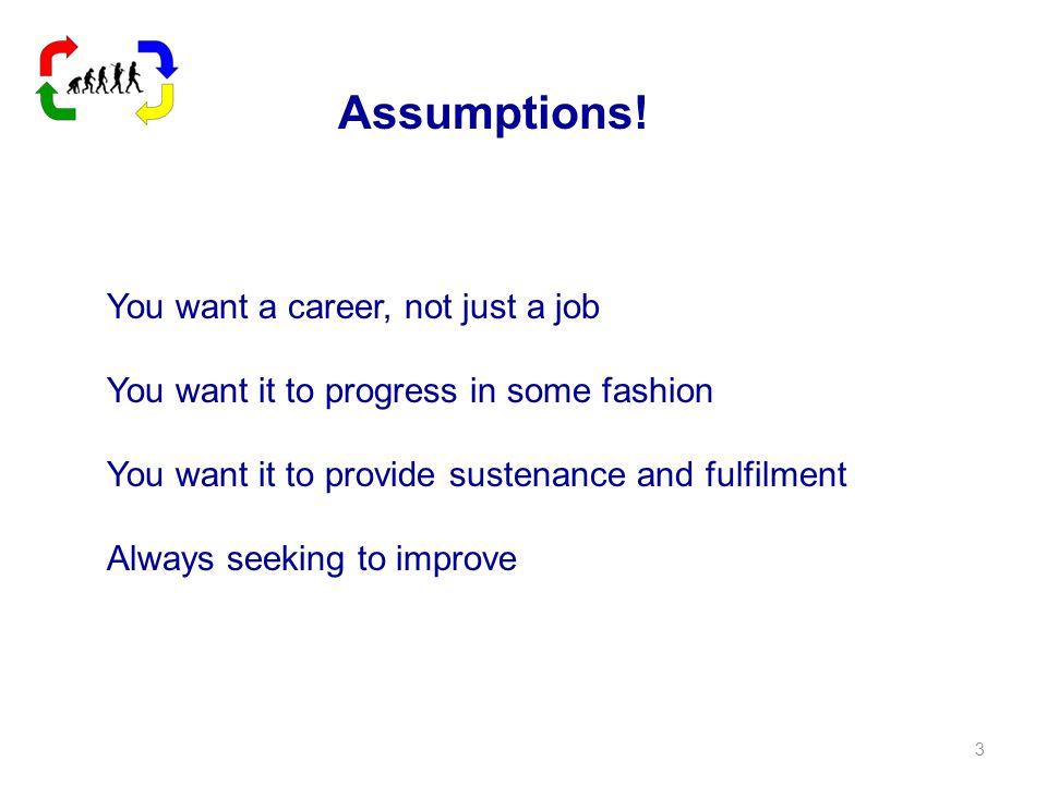 Assumptions.