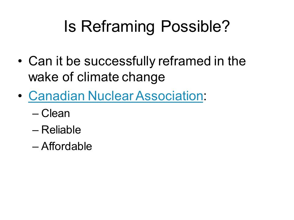 February 13, 2013 sustainable energy policy24 Is Reframing Possible.