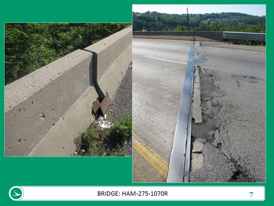 7 BRIDGE: HAM-275-1070R